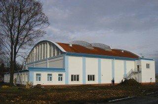 Rekonstrukce hangáru č. 49 letiště Praha - Kbely